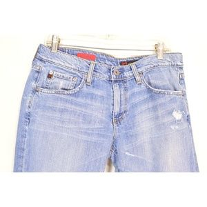 Ag Adriano Goldschmied Jeans - AG Adriano Goldschmied jeans 30 x 34 Tomboy long t